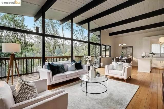 6177 Westover Dr, Oakland, CA 94611 (#EB40962313) :: Strock Real Estate