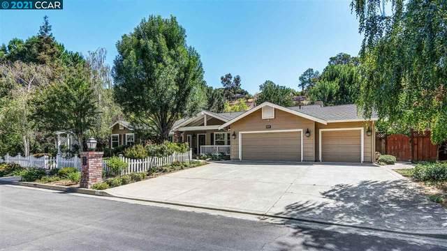 894 Diablo Downs Dr, Clayton, CA 94517 (#CC40962330) :: The Sean Cooper Real Estate Group
