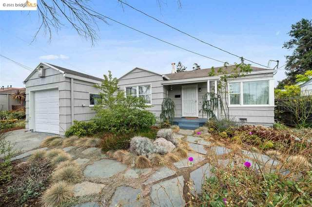 772 Amador St, Richmond, CA 94805 (#EB40962403) :: Strock Real Estate