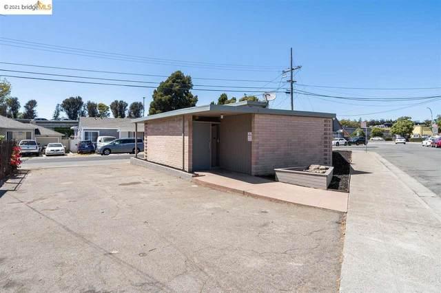 460 46Th Street, Richmond, CA 94805 (#MR40962437) :: The Kulda Real Estate Group
