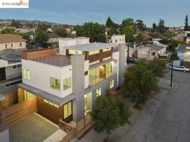 1811 63rd Unit B, Berkeley, CA 94703 (#EB40962490) :: Paymon Real Estate Group