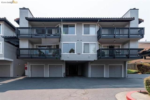 22820 Parkhill Ct 3, Hayward, CA 94541 (#EB40962493) :: The Sean Cooper Real Estate Group