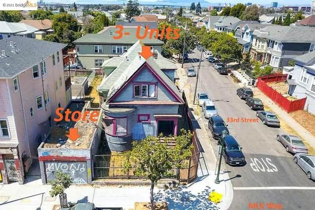 3281 M L King Jr Way, Oakland, CA 94609 (#EB40962544) :: The Kulda Real Estate Group
