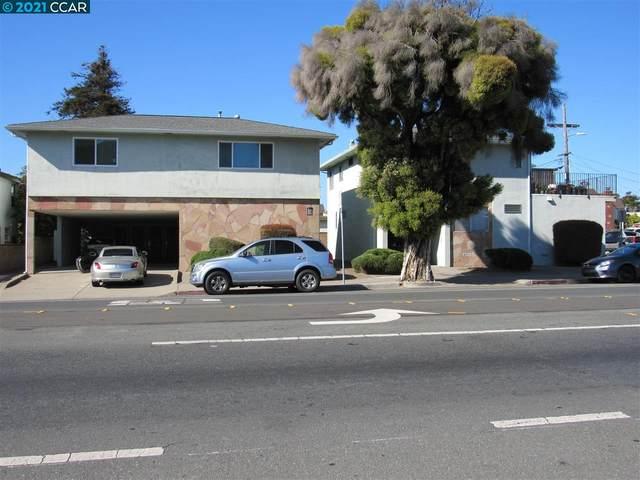 501 27Th St, Richmond, CA 94804 (#CC40962589) :: Schneider Estates