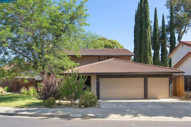 1165 Turtle Rock Ln, Concord, CA 94521 (#CC40962656) :: Robert Balina | Synergize Realty