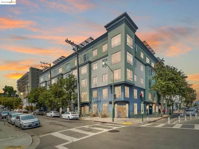 2407 Telegraph Ave 305, Oakland, CA 94612 (#EB40962674) :: Alex Brant
