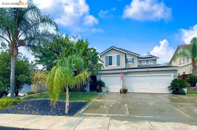 232 W Country Club Dr, Brentwood, CA 94513 (#EB40962700) :: Robert Balina | Synergize Realty