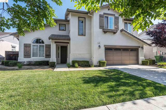 657 Ray St, Brentwood, CA 94513 (#BE40962961) :: The Gilmartin Group