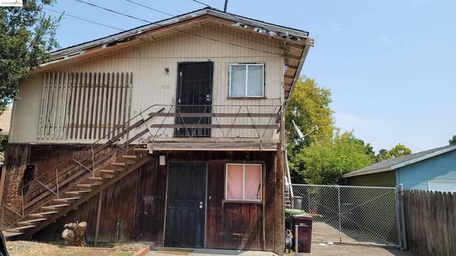 3574 Davis St, Oakland, CA 94601 (#EB40962992) :: Robert Balina   Synergize Realty