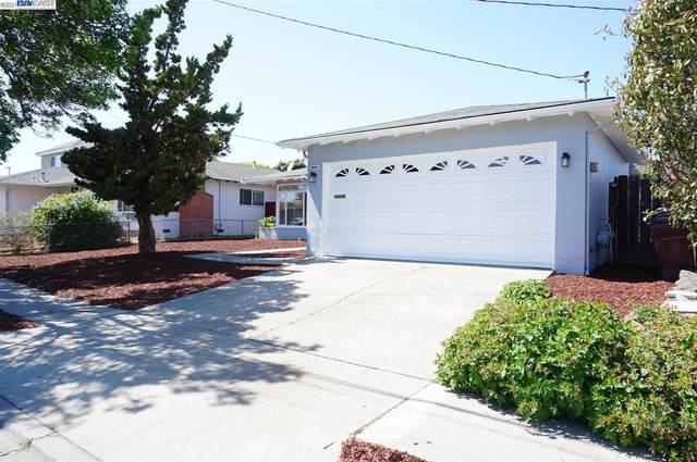631 Denslowe Ln, Hayward, CA 94544 (#BE40963064) :: Strock Real Estate