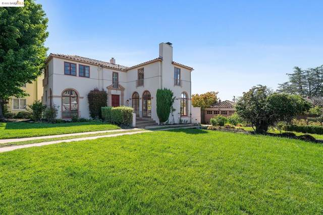 1054 Ashmount Ave, Oakland, CA 94610 (#EB40963156) :: Paymon Real Estate Group