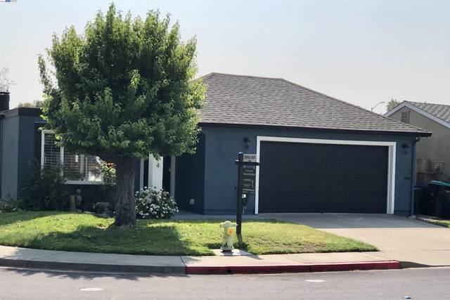 2514 Heatherlark Cir, Pleasanton, CA 94566 (#BE40963319) :: Intero Real Estate