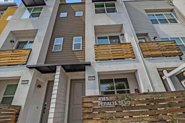 4145 Peralta Blvd, Fremont, CA 94536 (#BE40963333) :: Intero Real Estate
