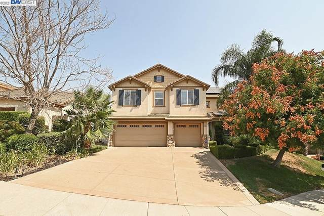 2493 Turnberry Ct, Brentwood, CA 94513 (#BE40963353) :: Robert Balina | Synergize Realty