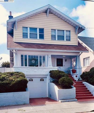 5443 Lawton Ave, Oakland, CA 94618 (#BE40963417) :: Real Estate Experts