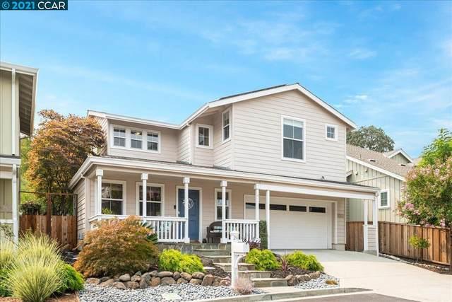 24 Jocelyn Place, Walnut Creek, CA 94597 (#CC40963437) :: The Sean Cooper Real Estate Group