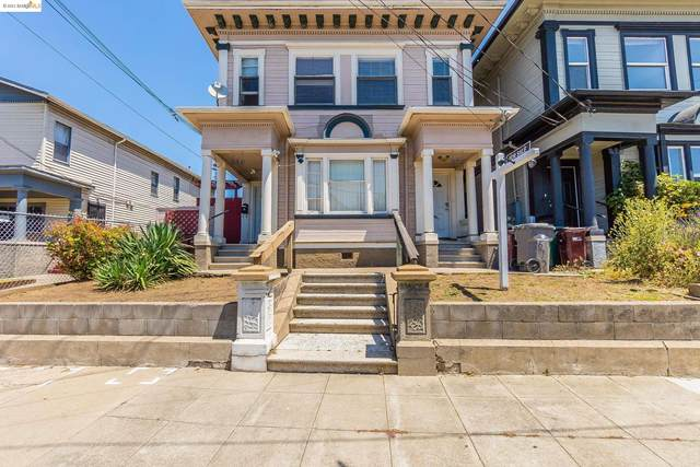 672 34Th St, Oakland, CA 94609 (#EB40963458) :: The Kulda Real Estate Group