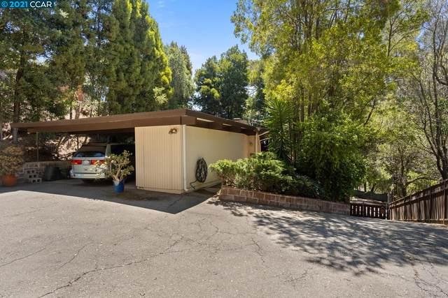 8970 Ridgemoor Rd, Oakland, CA 94605 (#CC40963485) :: Strock Real Estate