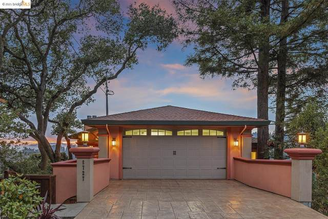 8727 Skyline Blvd, Oakland, CA 94611 (#EB40963514) :: Strock Real Estate