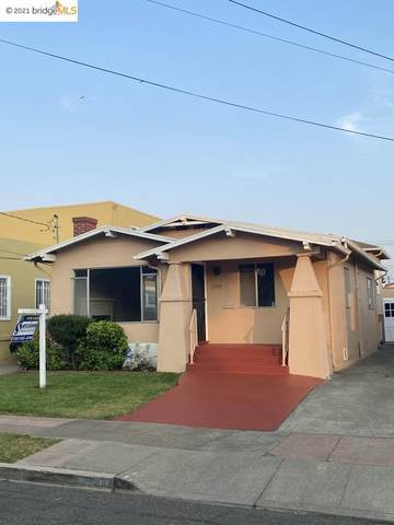 2544 67Th Ave, Oakland, CA 94605 (#EB40963569) :: The Gilmartin Group