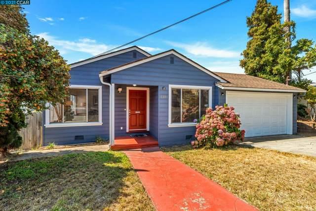 1333 Merced St, Richmond, CA 94804 (#CC40963590) :: Strock Real Estate