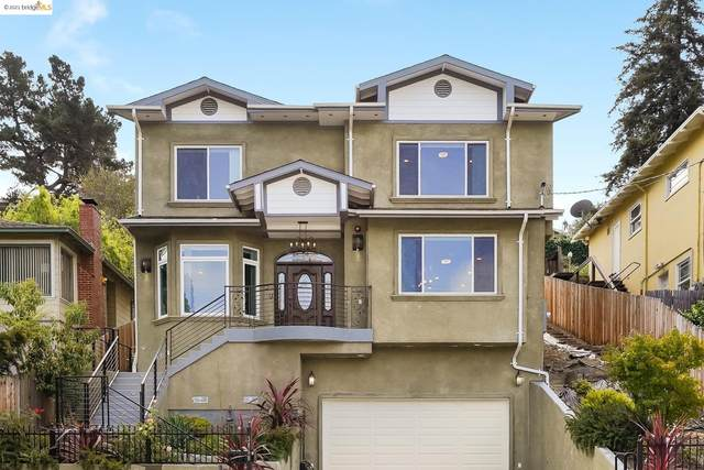 3850 Whittle Ave, Oakland, CA 94602 (#EB40963634) :: The Sean Cooper Real Estate Group