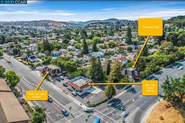 1677 San Pablo Avenue, Pinole, CA 94564 (#CC40963636) :: The Kulda Real Estate Group