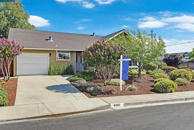 6985 Wisteria St, San Ramon, CA 94583 (#CC40963724) :: The Gilmartin Group