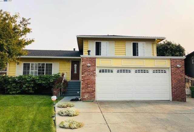 36125 Fanshawe Court, Fremont, CA 94536 (#BE40963731) :: Schneider Estates