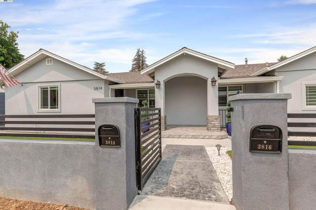 3814 Seven Hills Rd, Castro Valley, CA 94546 (#BE40963764) :: Robert Balina | Synergize Realty