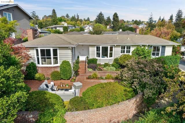 204 Saint James Dr, Piedmont, CA 94611 (#EB40963903) :: Real Estate Experts