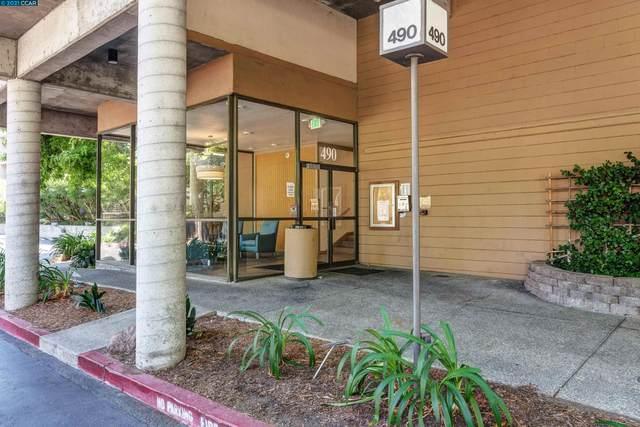 490 N Civic Dr 314, Walnut Creek, CA 94596 (#CC40963950) :: The Kulda Real Estate Group