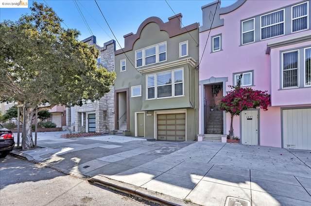1443 25th Ave, San Francisco, CA 94122 (#EB40964213) :: Alex Brant