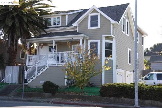 205 Tennessee St, Vallejo, CA 94590 (#EB40964214) :: Schneider Estates