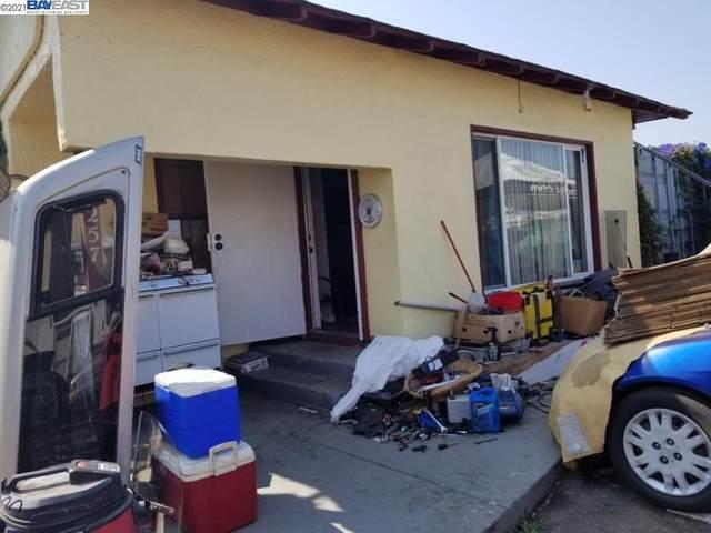 257 Smalley Ave, Hayward, CA 94541 (#BE40964216) :: Alex Brant