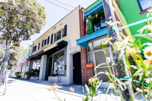 1750 Alcatraz Avenue, Berkeley, CA 94703 (#EB40964230) :: Strock Real Estate