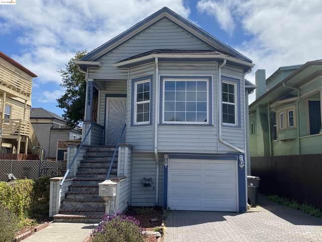 1122 Chestnut St, Oakland, CA 94607 (#EB40964253) :: Robert Balina | Synergize Realty