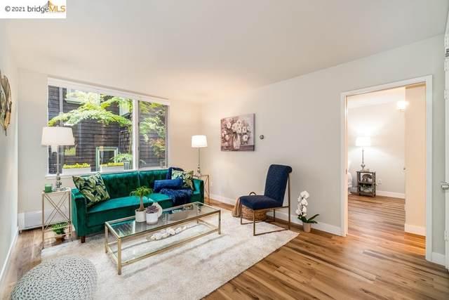 2601 College Ave 110, Berkeley, CA 94704 (#EB40964265) :: The Sean Cooper Real Estate Group