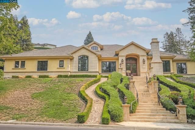 528 Blackhawk Club Drive, Danville, CA 94506 (#CC40964289) :: The Kulda Real Estate Group