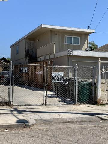 1300 51st Ave, Oakland, CA 94601 (#BE40964295) :: Strock Real Estate