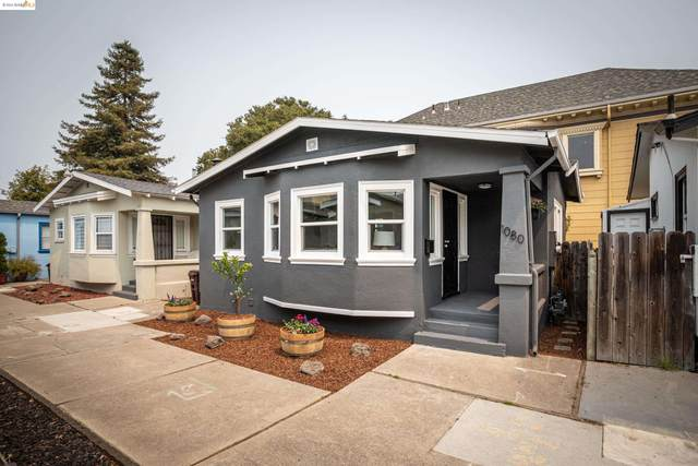 1080 16Th St, Oakland, CA 94607 (#EB40964317) :: Real Estate Experts