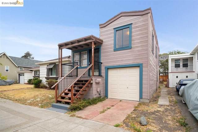 1471 Stannage Ave, Berkeley, CA 94702 (#EB40964385) :: Strock Real Estate