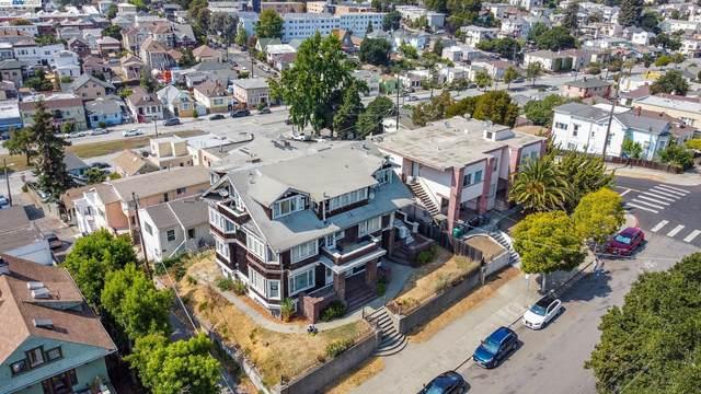 16th Avenue, Oakland, CA 94606 (#BE40964409) :: Alex Brant