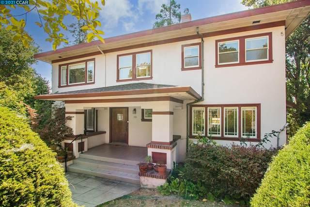 768 Arlington Ave, Berkeley, CA 94707 (#CC40964422) :: Schneider Estates