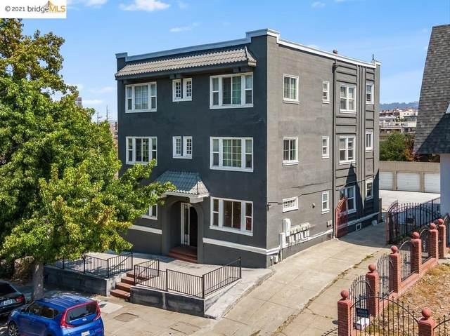 232 Foothill Blvd, Oakland, CA 94606 (#EB40964438) :: Olga Golovko