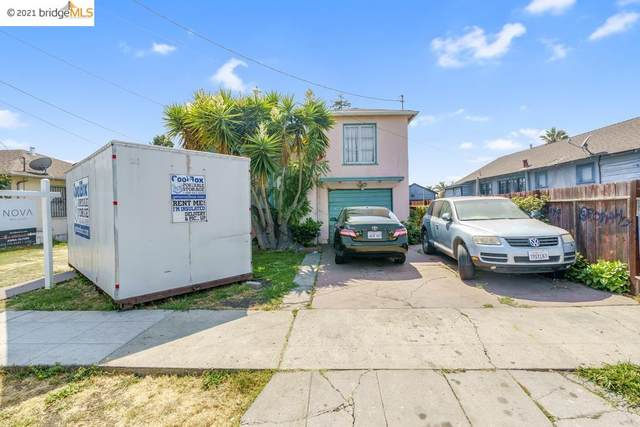9715 Plymouth St., Oakland, CA 94603 (#EB40964500) :: The Sean Cooper Real Estate Group