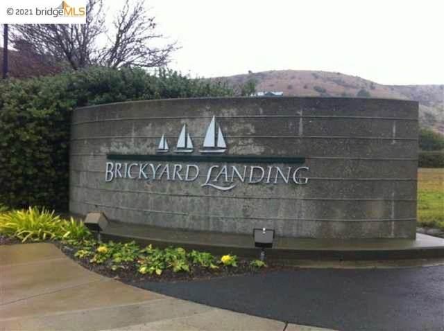 1200 Brickyard Way 107, Richmond, CA 94801 (#EB40964517) :: The Goss Real Estate Group, Keller Williams Bay Area Estates