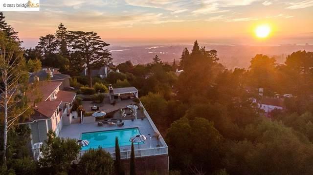 6319 Castle Dr, Oakland, CA 94611 (#EB40964565) :: Strock Real Estate