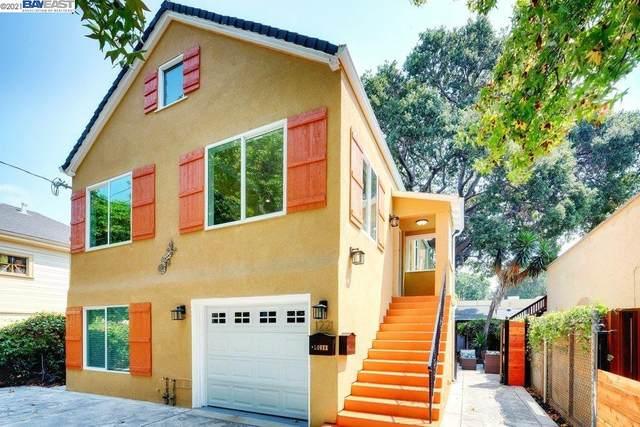 1221 Stanford Avenue, Oakland, CA 94608 (#BE40964630) :: The Goss Real Estate Group, Keller Williams Bay Area Estates