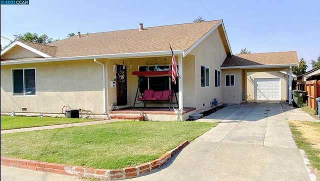21 E 16Th St, Antioch, CA 94509 (#CC40964669) :: Intero Real Estate